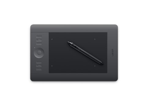 Wacom Intuos5 Touch Tablet PTH450