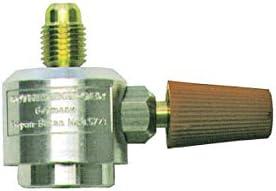 Anschlussventil Kältemittel für Kältemitteldose Kühlschrank R 600 A 405379