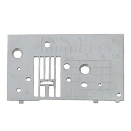 Zig Zag Needle Plate XC7872151 - Baby Lock BLG - BLDC-2 & Brother NV4500D - NX-250 ()