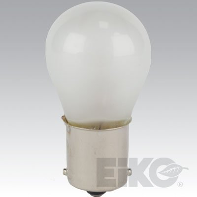 **10 PACK** Eiko - 1141IF Miniature Light Bulbs, (Frosted Incandescent Eiko Light Bulb)
