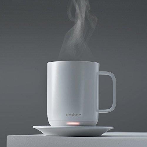 Ember CM17 Ceramic Mug Temperature Control, White