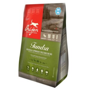 Orijen Freeze Dried Tundra Dog Food 1lb, My Pet Supplies