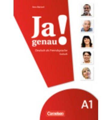 Download JA Genau!: Testheft MIT CD A1 Band 1 & 2 (Mixed media product)(German) - Common pdf