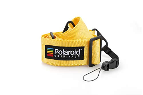 Polaroid Camera Strap Flat – Orange