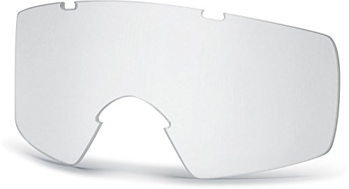 Smith Optics Outside The Wire Goggle Replacement Lens (Clear) (Tactical Goggle Clear Replacement Lens)