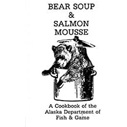 Bear Soup & Salmon Mousse