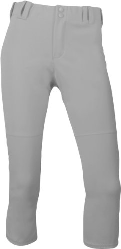Intensity Women's Home Run Softball Pant Gray Medium