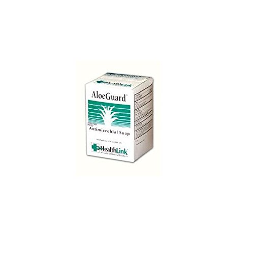 Alimed AloeGuard Antimicrobial Soaps 5% PCMX, 800ML 12 Each / Case by Healthlink
