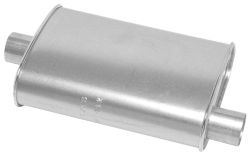 Buy universal muffler 2.5 inlet
