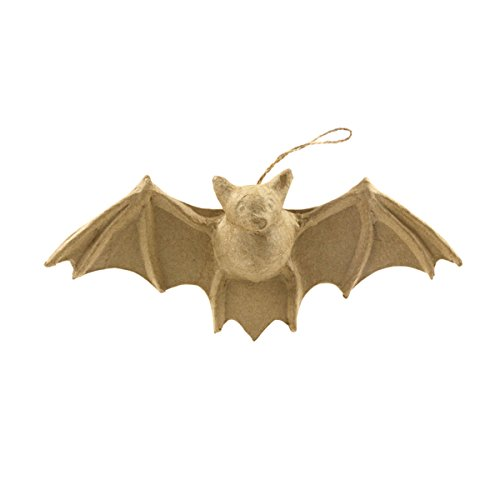 Decopatch AP150 Decoupage Papier Mache Animal Extra Small Bat -