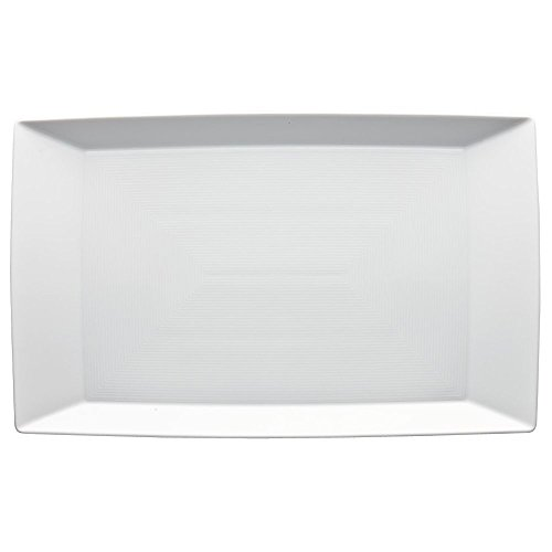 (Thomas' loft-vassoio Rectangular 39 x 25 cm, White )