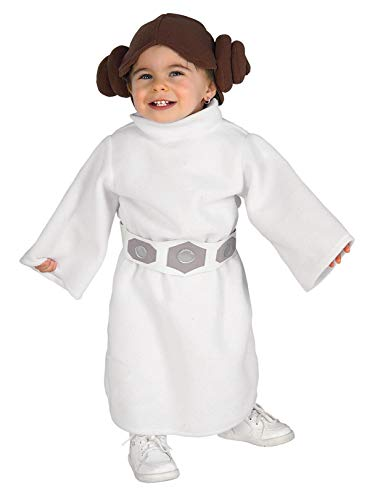 Rubie's Costume Star Wars Princess Leia Romper