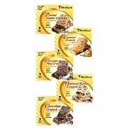 Medifast Caramel Crunch Bars 1 Box (7 Bars Each)