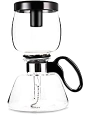Yama Glass 5 Cup Stovetop Coffee Siphon (Syphon)