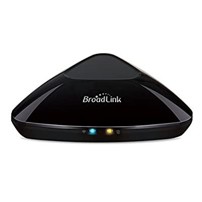 Broadlink Original RM03 RM PRO Universal Intelligent Remote Controller WiFi/IR/RF Switch + WIFI /IR RM Pro Mini 3 Black Bean