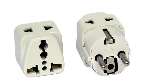 VCT VP 209W Universal 2 outlet Compliant