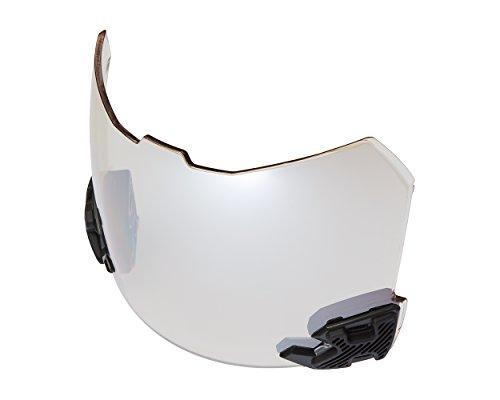 SHOC Visor 2.0 Lightning Clear Mirror for Football - Clear Mirror Visor