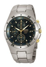 Seiko Men's Watches Chronograph SND451P - WW -