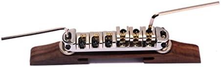 rosenice Guitarra Archtop – Jazz Puente puente cordal con rodillo ...
