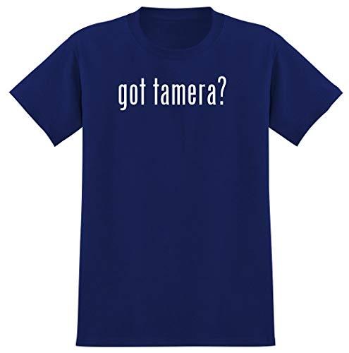 Harding Industries got Tamera? - Men's Graphic T-Shirt, Blue, XX-Large