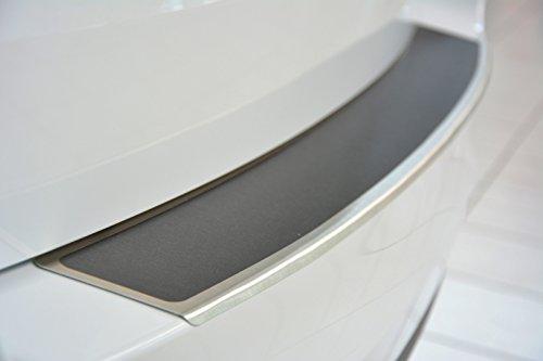 Tuneon 288 AluNox/®-TITAN Ladekantenschutz mit ABKANTUNG