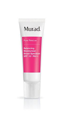 Murad Balancing Moisturizer Broad Spectrum SPF 15 PA++, 1.7 Fluid Ounce
