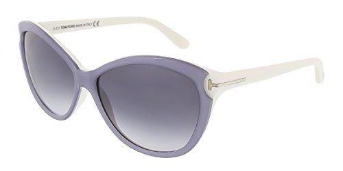 Women's Telma Cat Eye Grey Blue Sunglasses