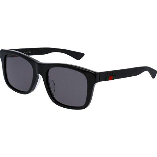 New Gucci Sunglasses Unisex GG 0008/SA Black 1 GG0008/SA - Men New For Gucci