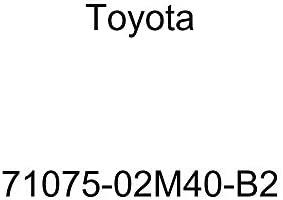 TOYOTA Genuine 71075-02M40-B2 Seat Cushion Cover