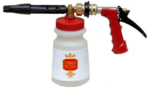 Pinnacle Quart Foamaster Foam Gun with FREE BONUS