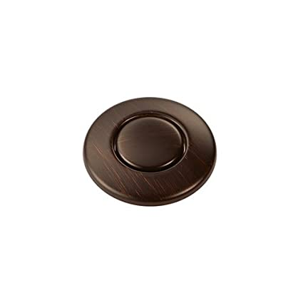 InSinkErator 73274 Sinktop Switch Button For Disposals, Classic Oil Rubbed  Bronze