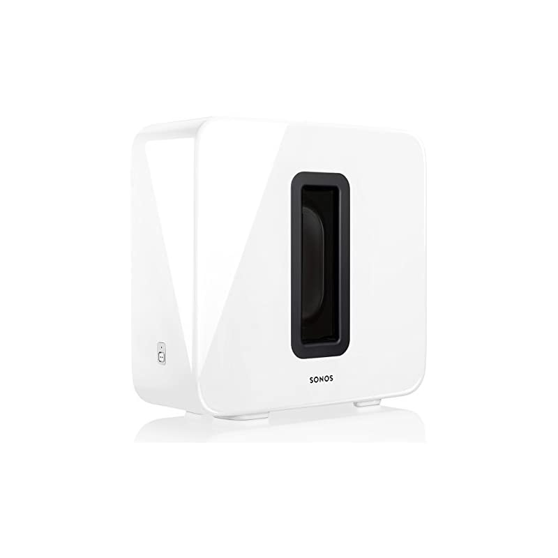 Sonos Sub Wireless Subwoofer (White)