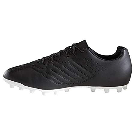c442a938433 Buy Kipsta Agility 100 FG Adult Dry Pitches Football Boots - Black Online  at Low Prices in India - Amazon.in