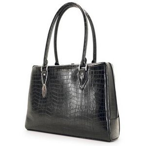 Mobile Edge MEMC1S Milano Handbag Small - Black ()