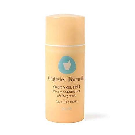 Crema Hidratante Oil Free 30ml Sin Grasa | Facial Efecto Mate | Piel Sin Brillo y