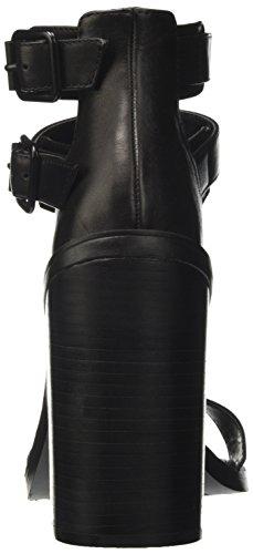 Windsor smith Femme Nero Noir Tammie Chaussures à Black Brides 1Px4g1r