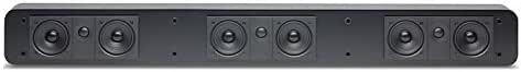 Atlantic Technology FS3 Front Stage LCR Satin Black Soundbar Speaker System