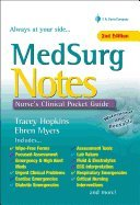 Medsurg Notes Nurses Clinical Pocket Guide, 2ND EDITION SPIRAL BINDING pdf