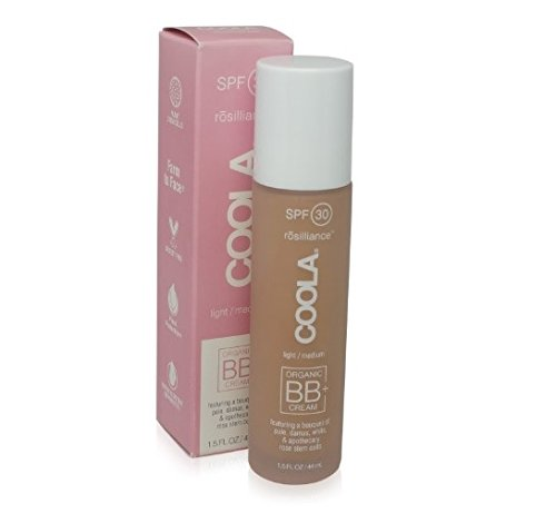 Rosilliance Organic BB Cream SPF 30 - Light/Medium Coola 857770005809