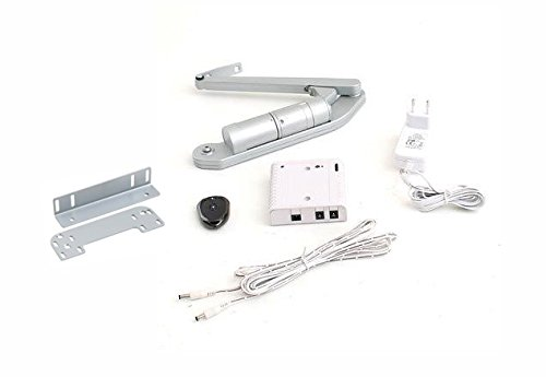 Window Opener Kit for sills less than 2'' with RF Remote Operation