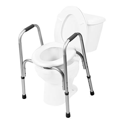 PCP Raised Toilet Seat