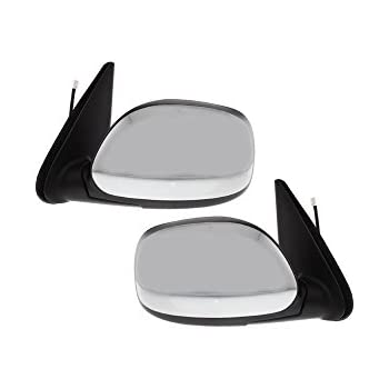 OE Replacement Toyota Solara Passenger Side Mirror Outside Rear View Partslink Number TO1321240