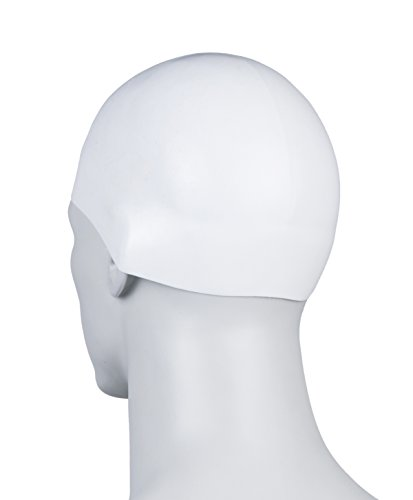 Small Talla Speedo blanco Fastskin Blanco Color 3 de blanco Blanco natación Blanco Gorro ZAZBqxU