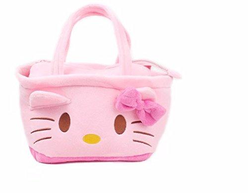 Hello Kitty Handbag Storage bag Cosmetic Makeup Bag Women Organizer Bag Handbag Travel - Kitty Bag Cosmetics Hello