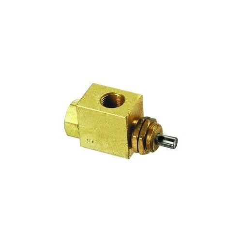 Clippard M-MJV-3 3-Way Valve, Normally-Closed, G1/8 by clippard