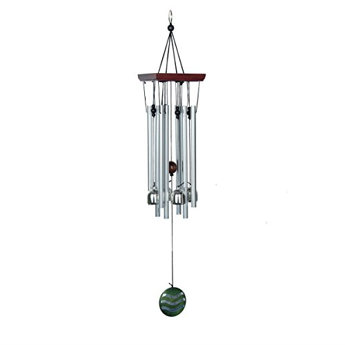 On The Way Wind Chimes - Freedom Amazing Grace Wind Chime Outdoor Large Outdoor Deep Tone With Relaxation & Stress