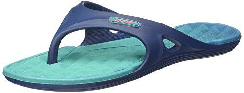 Rider Monza III Flip flops / sandalias de las mujeres Blue