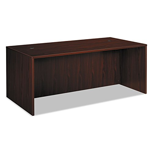 basyx by HON BL Laminate Series Rectangular Office Desk Shell - Hon L-desk