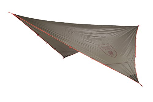 Grand Trunk Abrigo Rain Fly and Shelter: Spacious Versatile All-Weather Hammock Rain Fly and Shelter: Great for All Environments