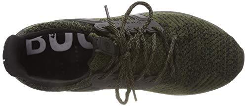11 Verde Bugatti Sneaker 7100 Infilare 41518e Uomo Green dark 3 xSwwZYqE6